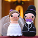 Happy Bride and Groom - wedding amigurumi pattern