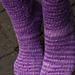 Alice Socks pattern