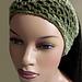 Waffle Crochet Headband pattern