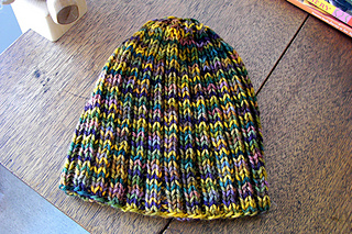 Head Hugger Beanie - Mountain Colors Tamarack