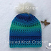Warm and Cozy Beanie and Bun Hat pattern