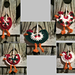 Chicken Ornament pattern