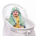Soft Baby Blanket Hoodie pattern