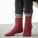 Tillery Socks pattern