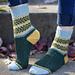 Sweet Dumplin' Socks MKAL pattern