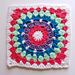 May Flowers Square pattern