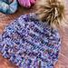 Stella Beanie pattern