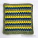 Wattle Stitch Square pattern