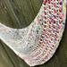 Alma's mini-ribbon pattern