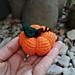 Pumpkin amigurumi pattern