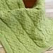 Sproutlet Blanket pattern