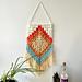 Boho Wall Hanging - Seascape pattern