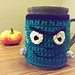Frankenstein Mug Cozy pattern