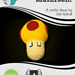 Amigurumi Mario Mushroom pattern