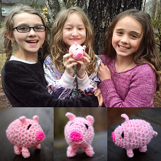 Amigurumi & Cuddly Toys | Free Crochet Patterns | HappyBerry | 320x320