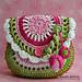 Flower purse pattern