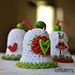 Christmas time - bell pattern