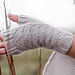 Valley of the Moon Mitts pattern