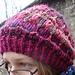 Vines Hat pattern
