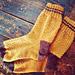 Retrospective socks pattern