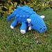 Angie the Anklyosaurus pattern