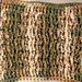 Triple Quick Dishcloth pattern