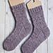 Spinnaker socks pattern