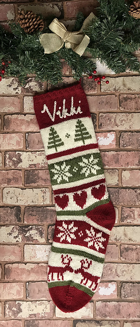 Indie Design Gift Along 2020 Knit Christmas Ideas 83