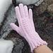 Melliset gloves pattern
