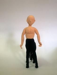 Free crochet doll patterns - crochet dolls - trishagurumi   320x242