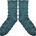 Lady of Shalott Socks pattern