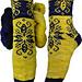 Blodeuwedd Socks pattern