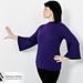 Three-Quarter Sleeve Pullover pattern