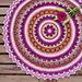Anemone Mandala pattern
