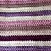Sugar Plum Afghan pattern
