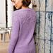 #20 Lace Yoke Cardi pattern