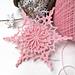 Wispweave Snowflake pattern