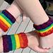 Love is Love Wrist Warmers pattern
