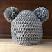 Baby Koala Hat pattern