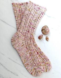 Playette Padders Socks Pink