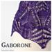 Gaborone pattern