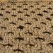 October KAL Honeycomb pattern