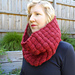 Second Nature Cowl pattern