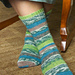 NRS (Not Rocket Science) Socks pattern