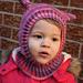 Seamless Kitty Cat Hat pattern
