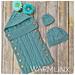 Joy newborn set pattern