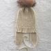 Barchan Earflap Hat pattern
