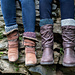 Blackrock Boot Toppers pattern