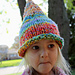 Wee Folk Art Pointed Pixie or Gnome Hat pattern
