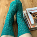 Interlacement Socks pattern